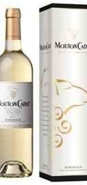 Вино белое сухое «Baron Philippe de Rothschild Mouton Cadet Blanc» 2011 г., в подарочной упаковке