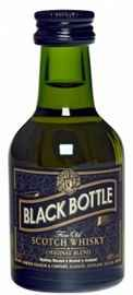 Виски «Burn Stewart Distillers Black Bottle»