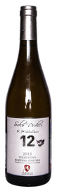 Вино белое сухое «Dodici Solo Vermentino Maremma Toskana» 2013 г.