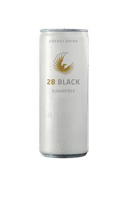 Энергетический напиток «Calidris 28 28 Black SugarFree»