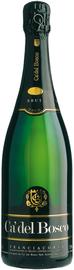 Игристое вино белое брют «Franciacorta Brut» 2009 г., в подарочной упаковке