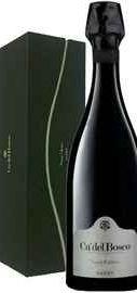 Вино игристое белое брют «Ca' del Bosco Saten Franciacorta» 2009 г., в подарочной упаковке
