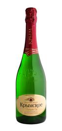 Игристое вино белое сладкое «Севастопольское Игристое»
