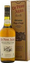 Кальвадос «Le Pere Jules 20 Years Old Calvados Pays d'Auge»