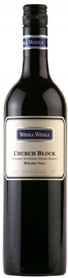 Вино красное сухое «Wirra Wirra Church Block Cabernet-Shiraz-Merlot» 2011 г.