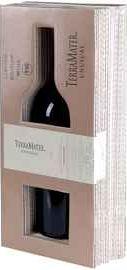 Вино красное сухое «TerraMater Unusual Carmenere-Shiraz» 2008 г., в подарочной коробке