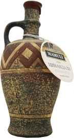 Вино белое сухое «Гранели Мамули Цинандали» 2008 г., в глиняном кувшине