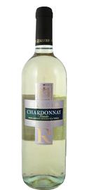 Вино белое сухое «Il Roccolo Chardonnay» 2013 г.