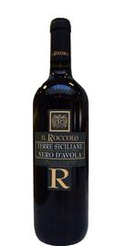 Вино красное сухое «Il Roccolo Nero d'Avola Terre Siciliane» 2013 г.