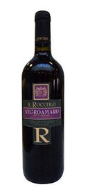 Вино красное сухое «Il Roccolo Negroamaro Salento» 2013 г.