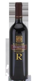 Вино красное сухое «Il Roccolo Primitivo»