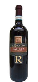 Вино красное сухое «Il Roccolo Piemonte Barbera» 2013 г.