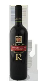 Вино красное сухое «Il Roccolo Montepulciano d'Abruzzo» 2013 г.