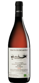 Вино розовое сухое «Cantina Tollo Rosato Biologico Terre di Chieti Tenuta Feudo Antico» 2012 г.