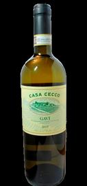 Вино белое сухое «Arione Gavi Casa Cecco» 2013 г.
