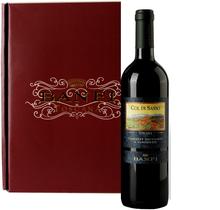 Вино красное сухое «Col di Sasso» 2012 г., в подарочной упаковке