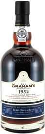 Портвейн «Graham's Single Harvest Tawny Port» 1952 г.