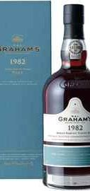 Портвейн «Graham's Single Harvest Tawny Port» 1982 г.