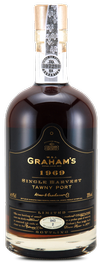 Портвейн «Graham's Single Harvest Tawny Port» 1969 г.