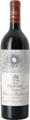 Вино красное сухое «Chateau Mouton Rothschild Pauillac 1-er Grand Cru Classe» 1993 г.