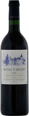 Вино красное сухое «Chateau Beaumont Chateau D'Arvigny, 0.75 л» 2011 г.