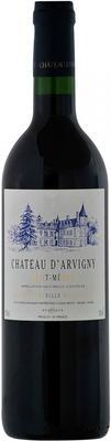 Вино красное сухое «Chateau Beaumont Chateau D'Arvigny» 2010 г.