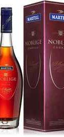 Коньяк «Martell Noblige» в подарочной упаковке