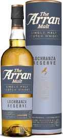 Виски шотландский «Arran Lochranza Reserve» в тубе