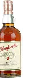 Виски «Glenfarclas 8 years»