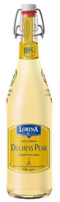 Газированный напиток «Lorina Duchess Lemonade»