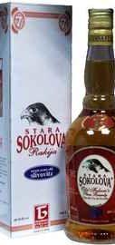 Бренди «Stara Sokolova Export» в подарочной упаковке