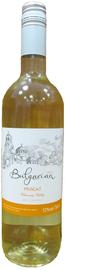 Вино белое полусладкое «Domaine Boyar Musсat»