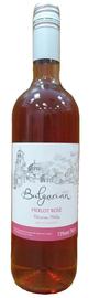 Вино розовое полусухое «Domaine Boyar Merlot Rose»