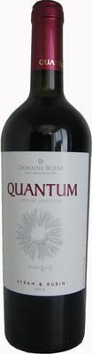 Вино красное полусухое «Domaine Boyar Quantum Syrah - Cabernet Sauvignon»