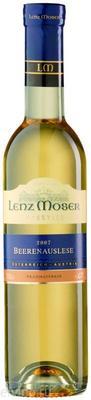Вино белое сладкое «Lenz Moser Prestige Beerenauslese»