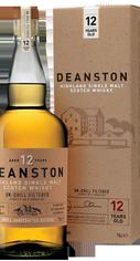 Виски Шотландский «Deanston 12 Years» в подарочной упаковке
