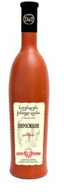 Вино красное полусухое «Вазиани Пиросмани» в глине