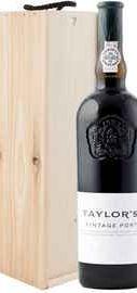 Портвейн «Taylor's Vintage» 2011 г., в деревянном футляре