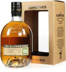 Виски шотландский «Glenrothes» 1995 г., в подарочной упаковке