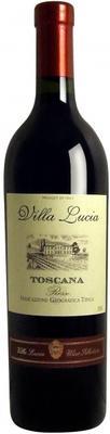 Вино красное сухое «Villa Lucia Toscana»