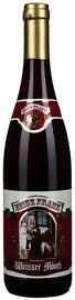Вино красное полусладкое «Heinz Frank White Monk»