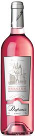 Вино розовое сухое «Grangenevue et Rauzan Duprais»
