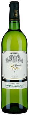 Вино белое полусладкое «Maison Bouey Roc du Prince Bordeaux»