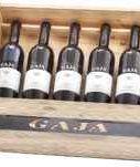 Набор из 6 красных сухих вин  «Gaja 6 Vintage 2 Barbaresco, 2 Sperss, 2 Conteisa » 1999 г.