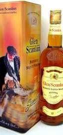 Виски шотландский  «Glen Turner Distillery Glen Scanlan» торфяной, в подарочной упаковке + 1 бокал