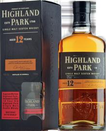Набор шотландского виски «Highland Park Set 12 Years, 18 Years»