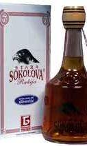Бренди «Stara Sokolova Lux» в подарочной упаковке