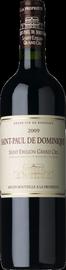 Вино красное сухое «Maison Bouey Saint Paul de Dominique»