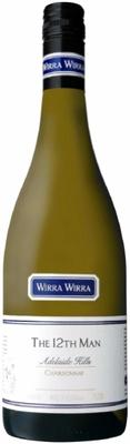 Вино белое сухое «Wirra Wirra The 12th Man Adelaide Hills Chardonnay» 2010 г.