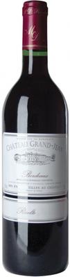 Вино «Chateau Grand-Jean Rouge» 2011 г.